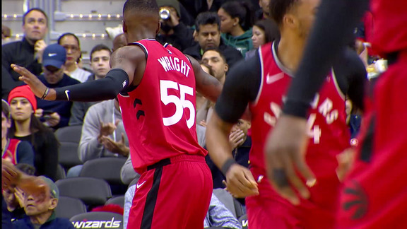 Raptors Highlights: Defence Leads To Offence - January 13, 2019