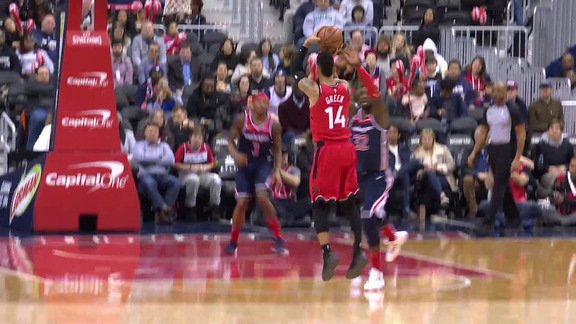 Raptors Highlights: Green Makes It Rain - January 13, 2019