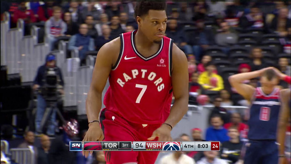 Raptors Highlights: Lowry's Three Ball - January 13, 2019