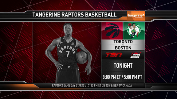 Raptors Game Preview: Toronto at Boston - January 16, 2019