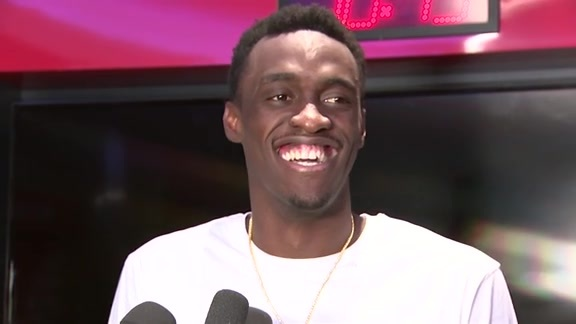Raptors Post-Game: Pascal Siakam - January 17, 2019