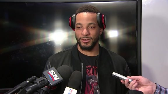 Raptors Post-Game: Norman Powell - January 19, 2019