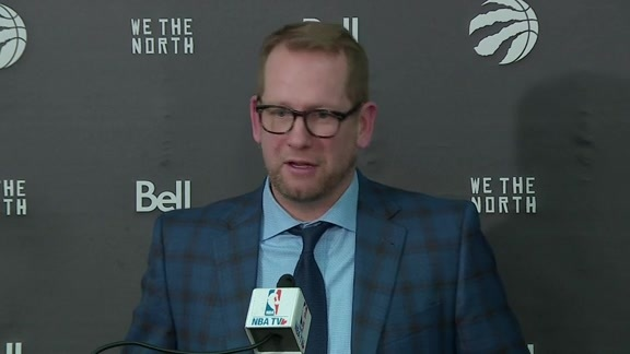 Raptors Post-Game: Nick Nurse - February 11, 2019