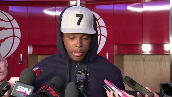 Raptors Post-Game: Kyle Lowry - February 22, 2019