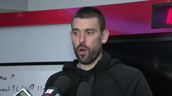 Raptors Post-Game: Marc Gasol - March 18, 2019
