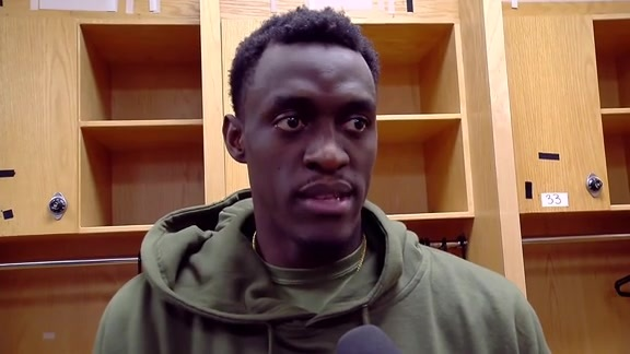 Raptors Post-Game: Pascal Siakam - March 20, 2019