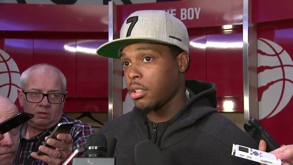 Raptors Post-Game: Kyle Lowry - March 24, 2019