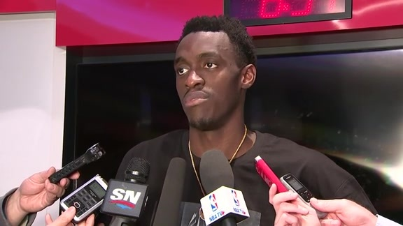Raptors Post-Game: Pascal Siakam - March 24, 2019