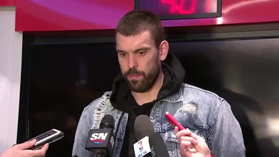 Raptors Post-Game: Marc Gasol - March 24, 2019