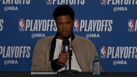 Raptors Post-Game: Kyle Lowry - April 16, 2019