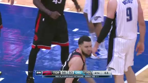 Game Highlights: Raptors at Magic - April 19, 2019