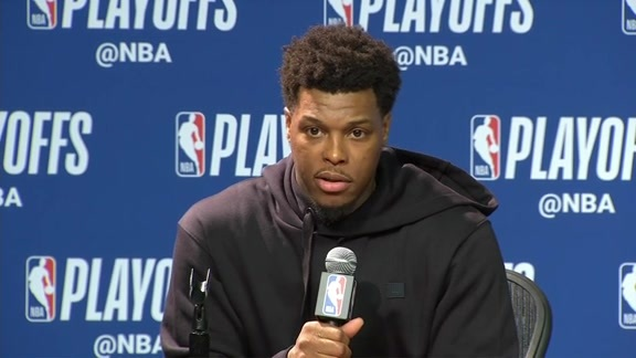 Raptors Post-Game: Kyle Lowry - April 19, 2019
