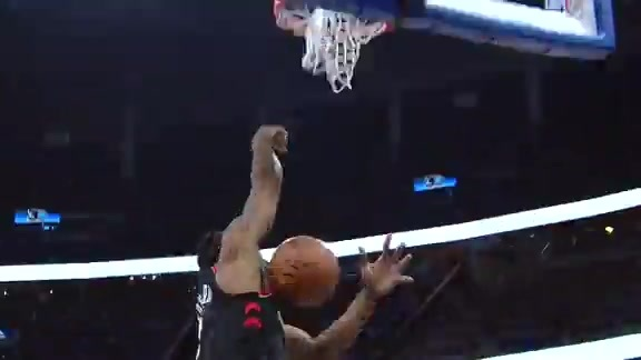 Raptors Highlights: Leonard Spin Dunk - April 21, 2019