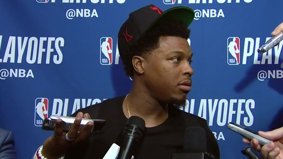 Raptors Post-Game: Kyle Lowry - April 21, 2019