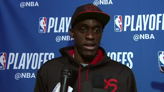 Raptors Post-Game: Pascal Siakam - April 21, 2019