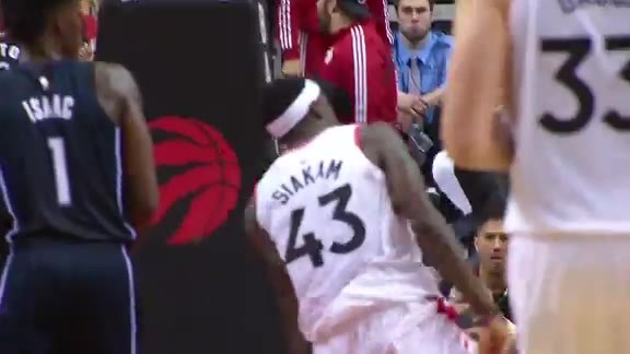 Raptors Highlights: Lowry to Siakam - April 23, 2019