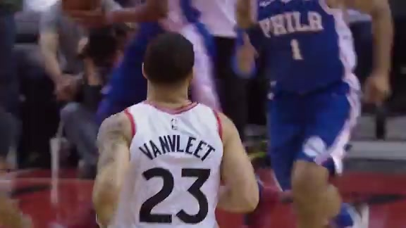 Raptors Highlights: VanVleet Three  - May 7, 2019