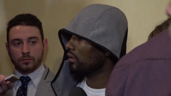 Media Availability: Serge Ibaka - May 16, 2019