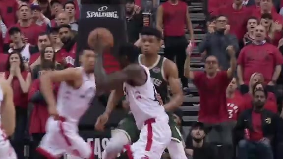 Raptors Highlights: Siakam Putback - May 19, 2019