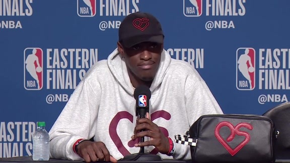 Raptors Post-Game: Pascal Siakam - May 19, 2019