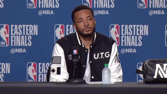 Raptors Post-Game: Norman Powell - May 19, 2019