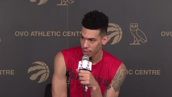 Raptors Practice: Danny Green - May 20, 2019