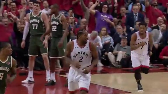 Raptors Highlights: Lowry to Leonard - May 21, 2019