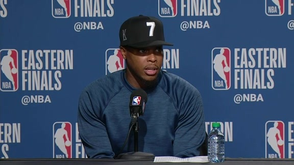 Raptors Post-Game: Kyle Lowry - May 21, 2019
