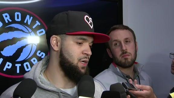 Raptors Post-Game: Fred VanVleet - May 21, 2019