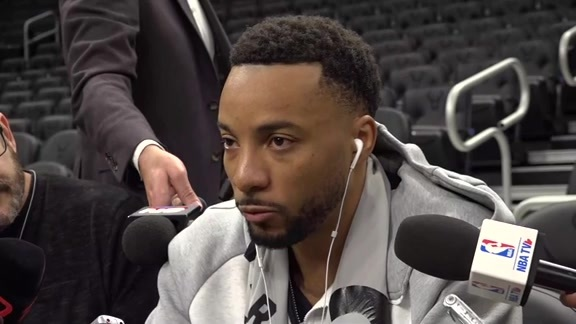 Raptors Shootaround: Norman Powell - May 23, 2019