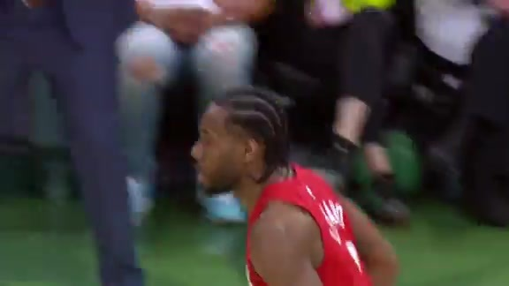Raptors Highlights: Leonard Three - May 23, 2019