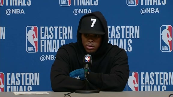 Raptors Post-Game: Kyle Lowry - May 23, 2019