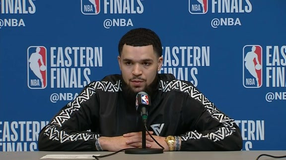 Raptors Post-Game: Fred VanVleet - May 23, 2019