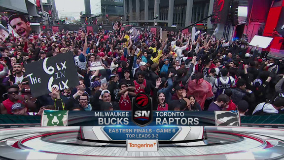 Game Highlights: Raptors vs Bucks (Game 6) - May 25, 2019