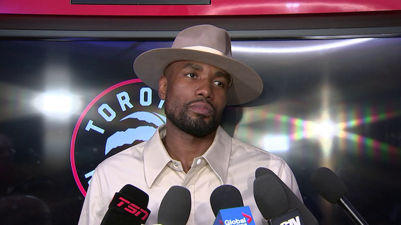 Raptors Post-Game: Serge Ibaka - May 25, 2019