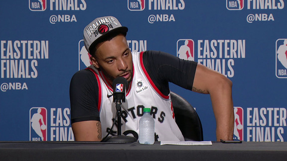 Raptors Post-Game: Norman Powell - May 25, 2019