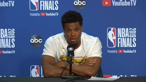Raptors Post-Game: Kyle Lowry - June 13, 2019