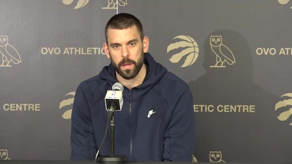 End of Season Availability: Marc Gasol - June 16, 2019
