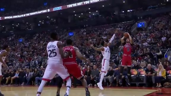 Preseason Highlights: Raptors vs Bulls - October 13, 2019