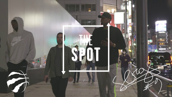 Special Edition - The Spot International: Serge Ibaka