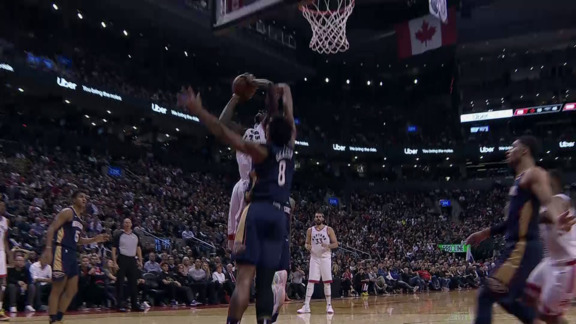 Raptors Highlights: Siakam And-1 - October 22, 2019