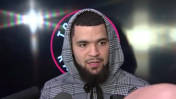 Raptors Post Game: Fred VanVleet - October 22, 2019