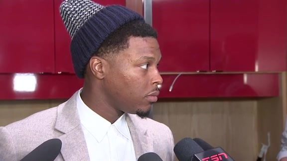Raptors Post Game: Kyle Lowry - October 22, 2019