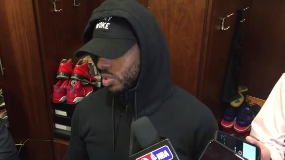 Postgame Interviews: Chris Paul 03-12-18