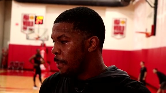 Practice Interviews: Joe Johnson 3-16-18