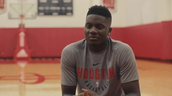 Clint Capela's Day Off Ep. 4