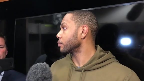 Postgame Interviews: Eric Gordon 5-22-18