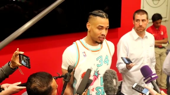 Postgame Interviews: Gerald Green 05-24-18