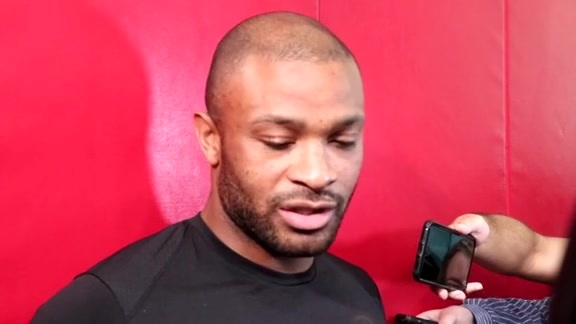Practice Interviews: PJ Tucker 5-25-18