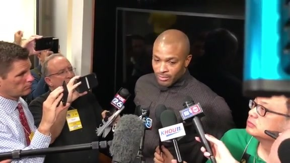 Postgame Interviews: P.J. Tucker 05-26-18